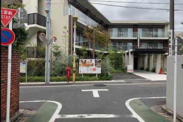 丁路地の写真
